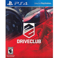 Sony Driveclub (PS4) - Pre-Owned