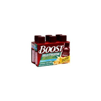 Nestlé Boost High Protein Institutional Use Nutritional Energy Drink, Vanilla - 237 ML/Pack, 24 Ea