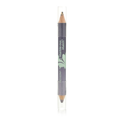 Revlon Marble-ous Match Liner/Shadow Duo 980 Steel-ing Beauty