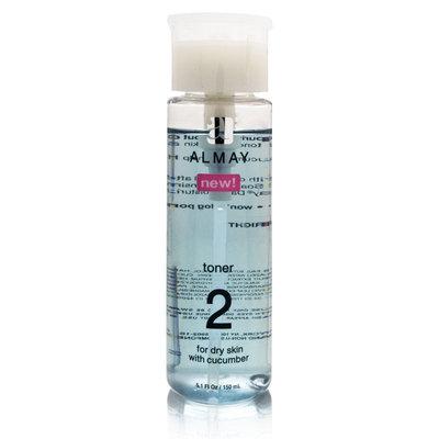 Almay Toner 2 with Cucumber 150ml/5.07oz - Dry Skin