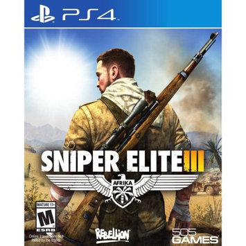 505 Games Sniper Elite III (PS4) - Pre-Owned