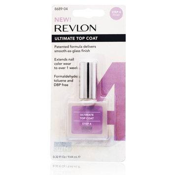 Revlon Ultimate Top Coat Step 4
