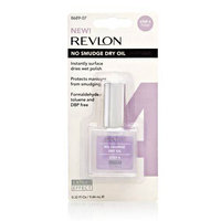 Revlon No Smudge Dry Oil (Step 4 Finish)
