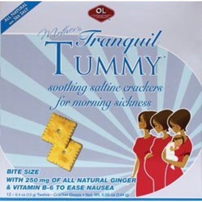 Olympian Labs Inc., Mother's Tranquil Tummy, 12 Cracker Doses, 0.4 oz (12 g) Each