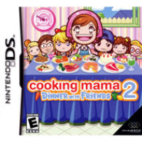 Majesco Cooking Mama 2  Dinner with Friends