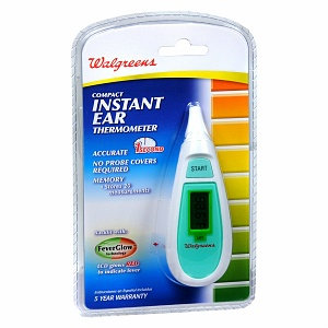 Walgreens Instant Ear Thermometer
