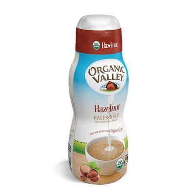 Organic Valley® Hazelnut Half & Half, Pint