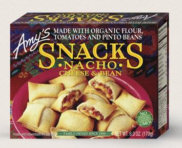 Amy's Kitchen Cheese & Bean Nacho Snacks