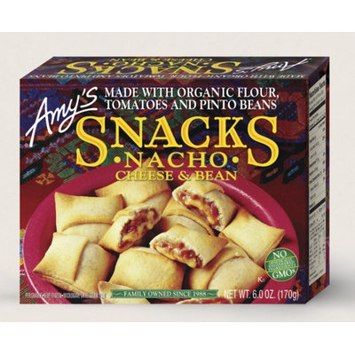 Amy's Kitchen Cheese & Bean Nacho Snacks