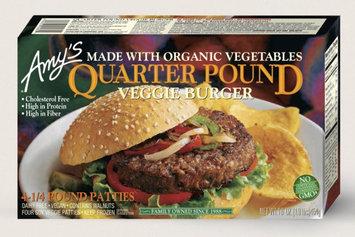 Amy's Kitchen Quarter Pound Veggie Burger
