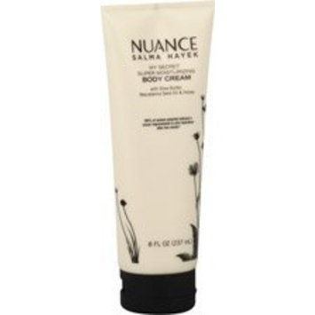 Nuance Salma Hayek My Secret Super Moisturizing Body Cream