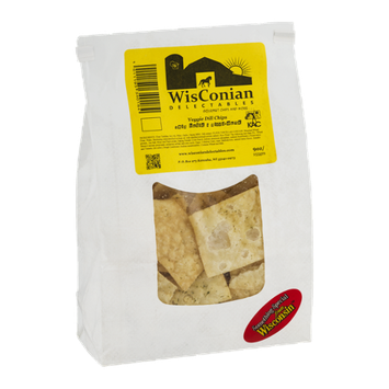 WisConian Delectables Veggie Dill Chips