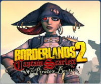 GearBox Software Borderlands 2: Captain Scarlet and her Pirate's Booty