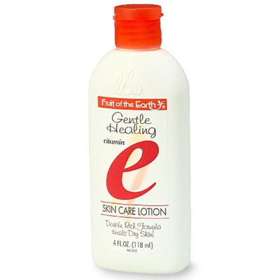 Fruit of the Earth Gentle Healing Vitamin E Skin Care Lotion