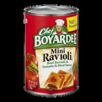 Chef Boyardee Mini Ravioli