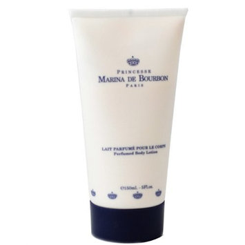 Marina De Bourbon by Princess Marina De Bourbon for Women Perfumed Body Lotion, 5 Ounce