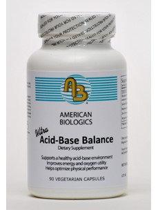 American Biologics Acid Base Balance 90c