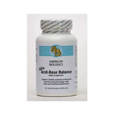 American Biologics Acid Base Balance 90c
