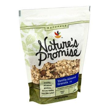 Nature's Promise Naturals Vanilla Almond Granola