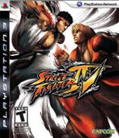Capcom USA, Inc. Street Fighter IV