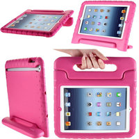 i-Blason Galaxy Tab 4 8.0 Armorbox Kido Series Lightweight Super Protection Case, Pink