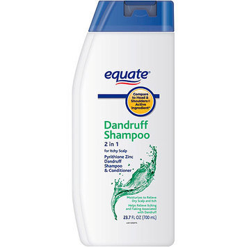 Equate 2 in 1 Dandruff Shampoo, 23.7 fl oz
