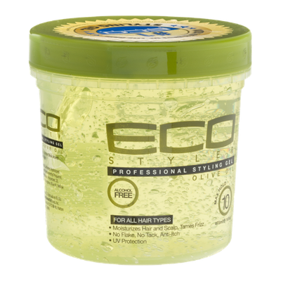Eco Professional Styling Gel Olive Oil