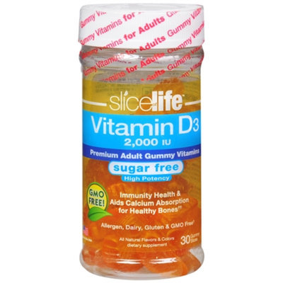 Slice of Life Vitamin D3 2