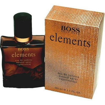Elements By Hugo Boss For Men. Eau De Toilette Spray 1.6 Ounces