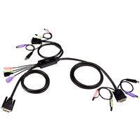 Startech.com StarTech.com 2 Port USB DVI Cable KVM Switch with Audio
