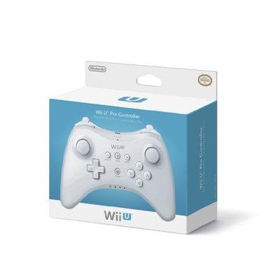 Nintendo WUPARSWA Wii U Pro Controller - White