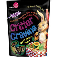 F.M.BROWN'S F.M. Brown's Critter Cravins Treat, 10-Ounce