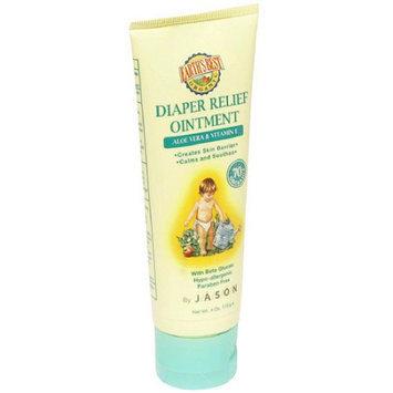 Earths Best Earth's Best Organic Aloe Vera & Vitamin E Diaper Relief Ointment, 4 oz