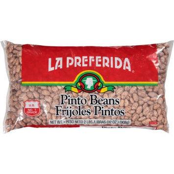 Generic La Preferida Pinto Beans, 32 oz, (Pack of 12)