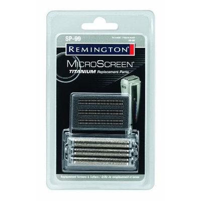 Remington MS-900 Replacement Foils & Cutters, Silver