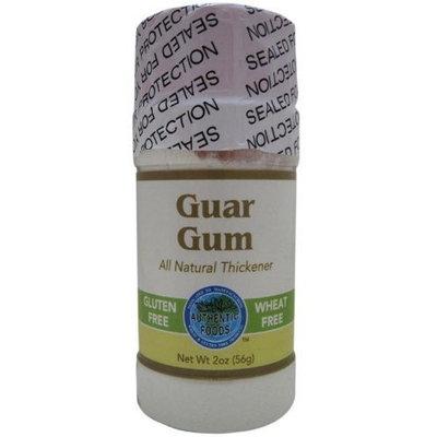 Authentic Foods: Guar Gum 2 Oz. (12 Pack Case)