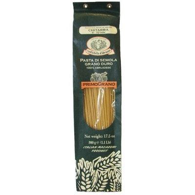 Rustichella d' Abruzzo Primo Grano Heirloom Semolina Chitarra Pasta 17.5 oz