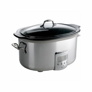 Williams Sonoma All-Clad Deluxe Slow Cooker | Williams-Sonoma