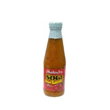 Matouks Soca Hot Sauce