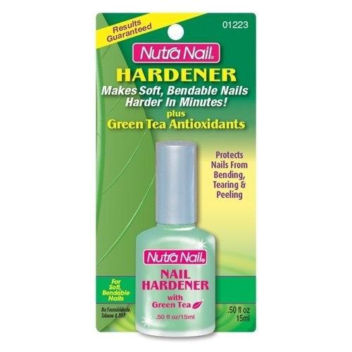 Nutra Nail Green Tea Nail Hardener - 0.45 oz Reviews 2019