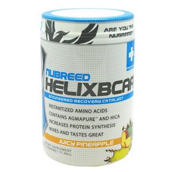 Nubreed Nutrition - Helix BCAA Engineered Recovery Catalyst Juicy Pineapple - 11.96 oz.