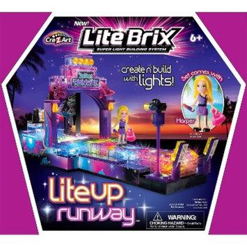 Cra-Z-Art Lite Brix Girls Runway