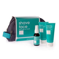 Lather HER Shave Face Kit