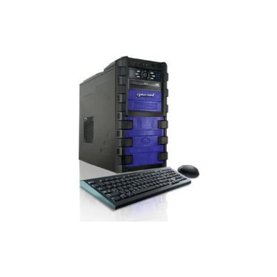 CybertronPC Ravage TGM1114A Gaming PC - Intel Core i7-4770K 3.50GHz, 16GB DDR3, 1TB HDD, DVDRW, 2GB NVIDIA GeForce GTX75