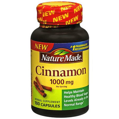 Nature Made Cinnamon 1000mg