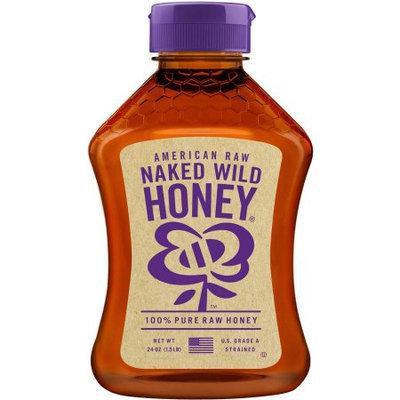 Generic Naked Wild Honey Raw Honey, 24 oz