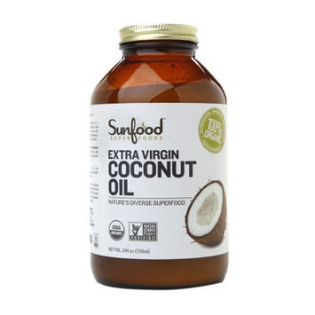 Sunfood Superfoods Extra Virgin Coconut Oil