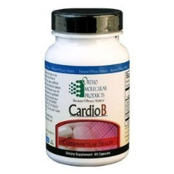 Ortho Molecular Products - Cardio B - 120 Capsules