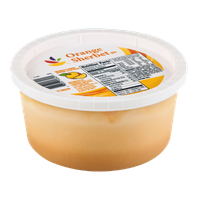 Ahold Orange Sherbet
