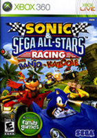 Sonic & Sega All-Stars Racing DSV